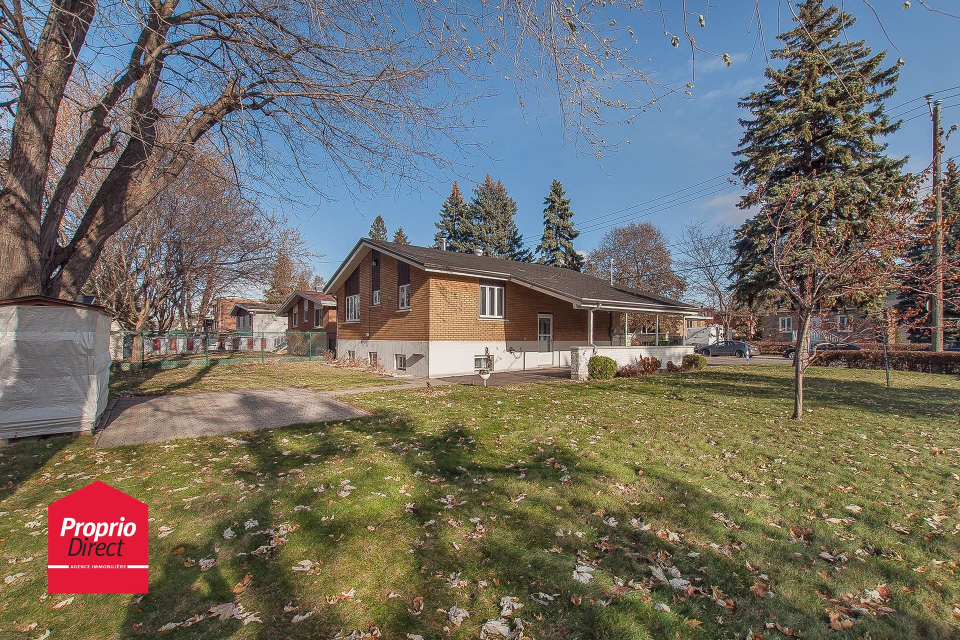 Maison de plain pied vendre 12311 rue parent rivi re for Acheter un maison a montreal