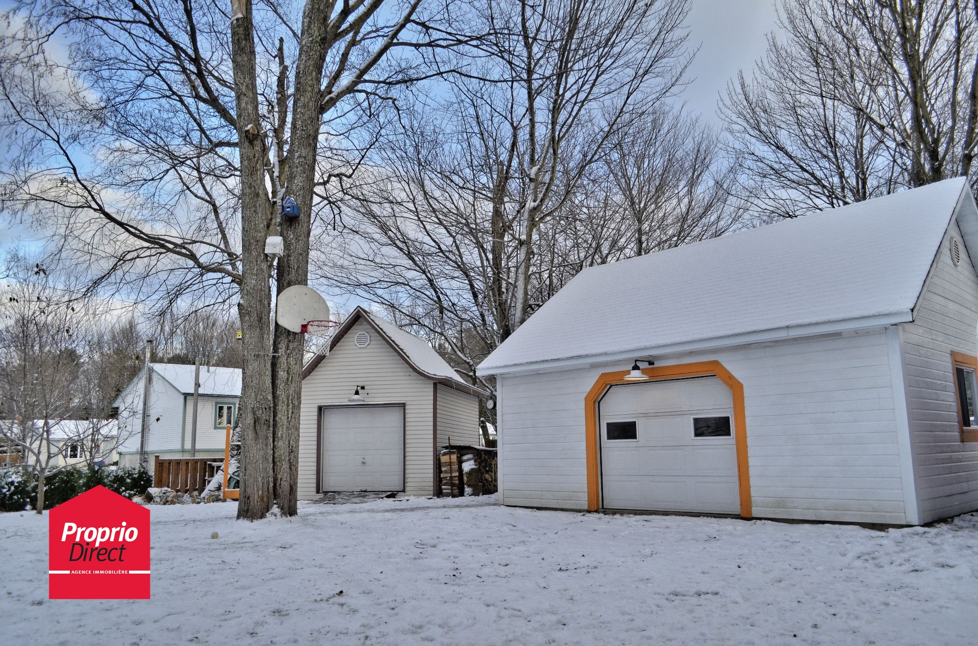 Maison tages vendre 220 8e avenue saint ambroise de for Garage ad saint thurial
