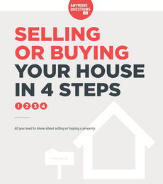Selling or buying your house in four steps with Proprio Direct